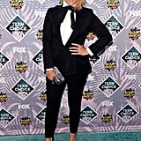 Leave It to Gina Rodriguez to Wear the Most Fun Outfit at the Teen Choice Awards