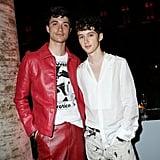 Troye Sivan and Jacob Bixenman's Cutest Pictures