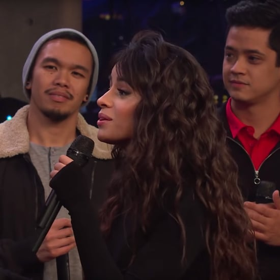 Watch Camila Cabello Singing 1999 vs 2019 Riff Off on Corden