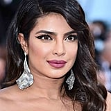 Priyanka Chopra's Negative-Space Cat Eyes