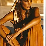 Daria Werbowy for Salvatore Ferragamo