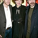The Gyllenhaals at Uncle Vanya