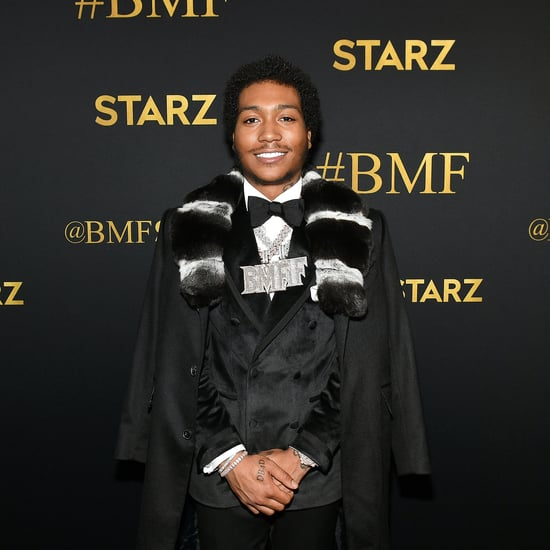 "Meet Demetrius ""Lil Meech"" Flenory Jr., Star of Starz's BMF"
