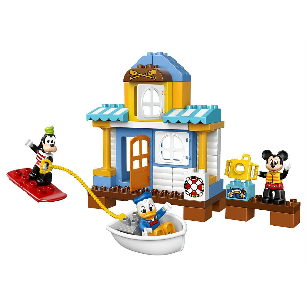 Lego Duplo Disney Mickey And Friends Beach House