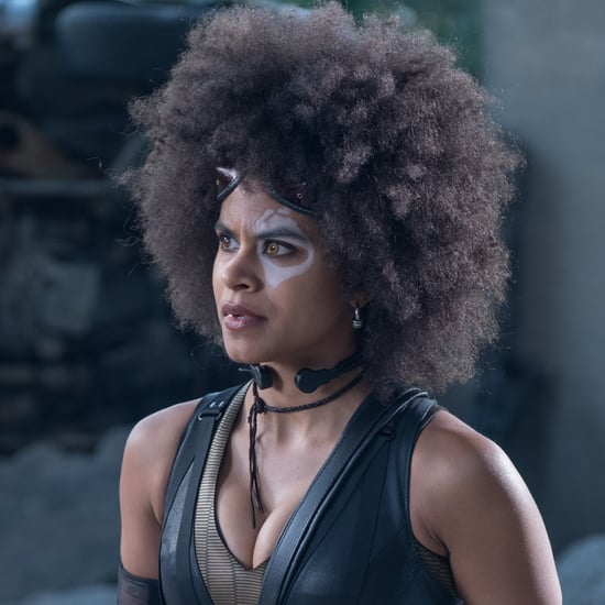 Who Plays Domino in Deadpool 2?