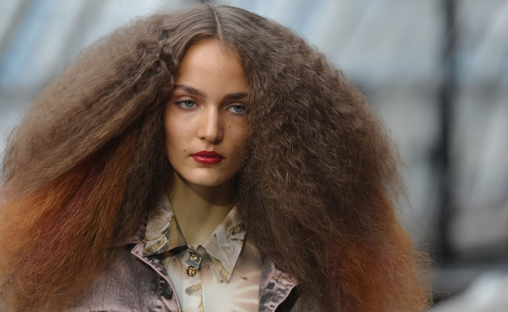 how to make frizzy hair smooth in summer popsugar beauty