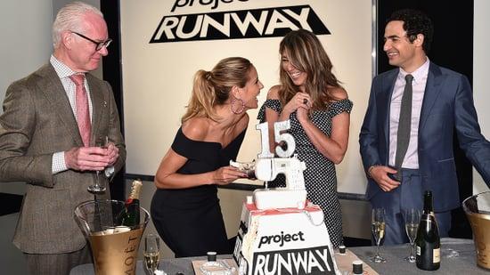 EXCLUSIVE: Heidi Klum & Tim Gunn Say Season 15 Returns 'Project Runway' to Show's Original Glory