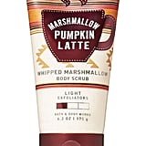 Marshmallow Pumpkin Latte Whipped Marshmallow Body Scrub