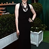 Missy Franklin hit up the NBC after party.