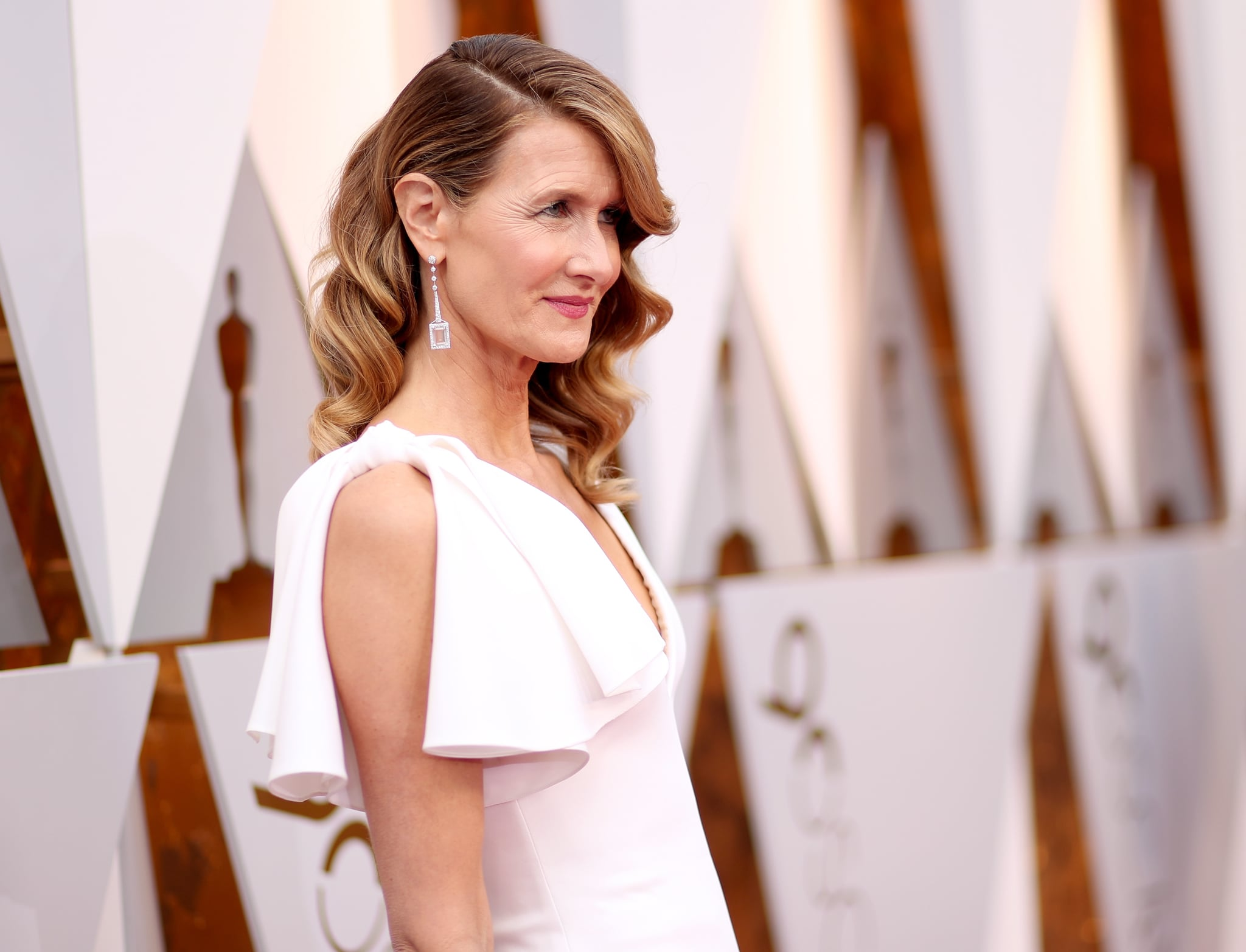 HOLLYWOOD, CA - MARCH 04:  Laura Dern attends the 90th Annual Academy Awards at Hollywood & Highland Center on March 4, 2018 in Hollywood, California.  (Photo by Christopher Polk/Getty Images)