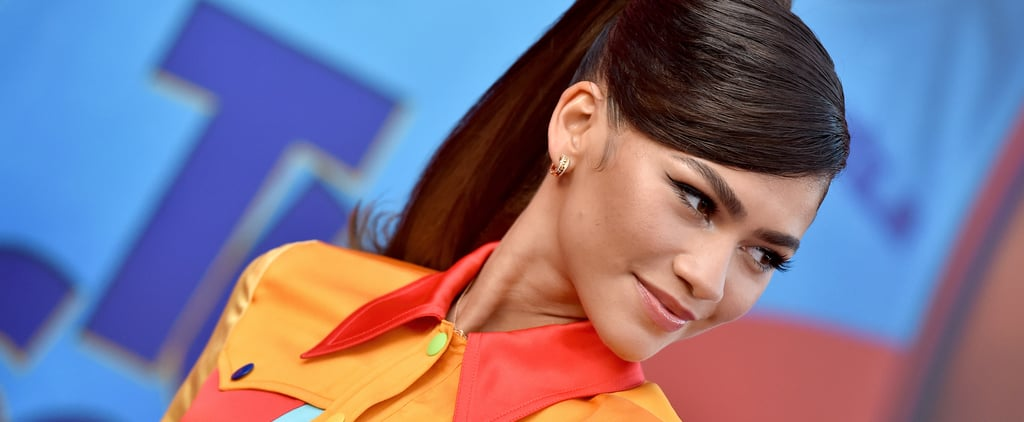 See Zendaya's Moschino Outfit at the Space Jam 2 Premiere