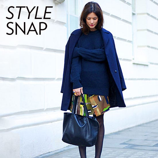 15 Worthy Snaps to Inspire Your Chicest Winter Style