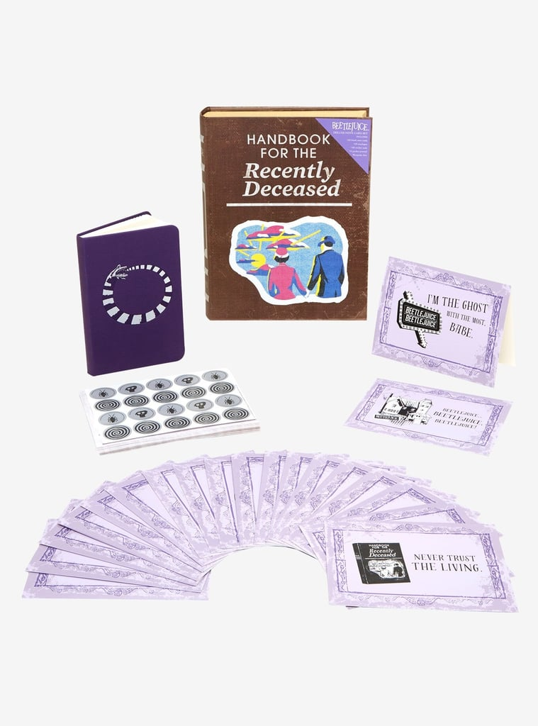 Handbook For the Recently Deceased Notecard Set
