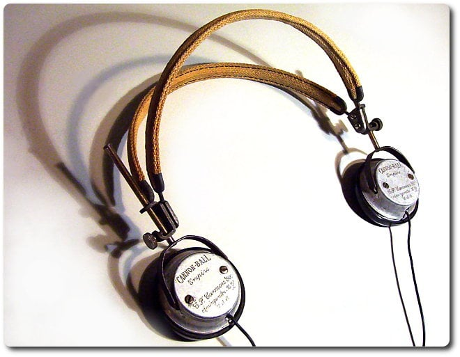 Victorian Headphones