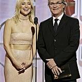 Abgebildet: Kate Hudson and Kurt Russell