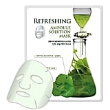 Elisha Coy Refreshing Ampoule Solution Mask
