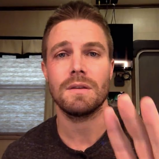 Stephen Amell Is Taking a Break From Social Media