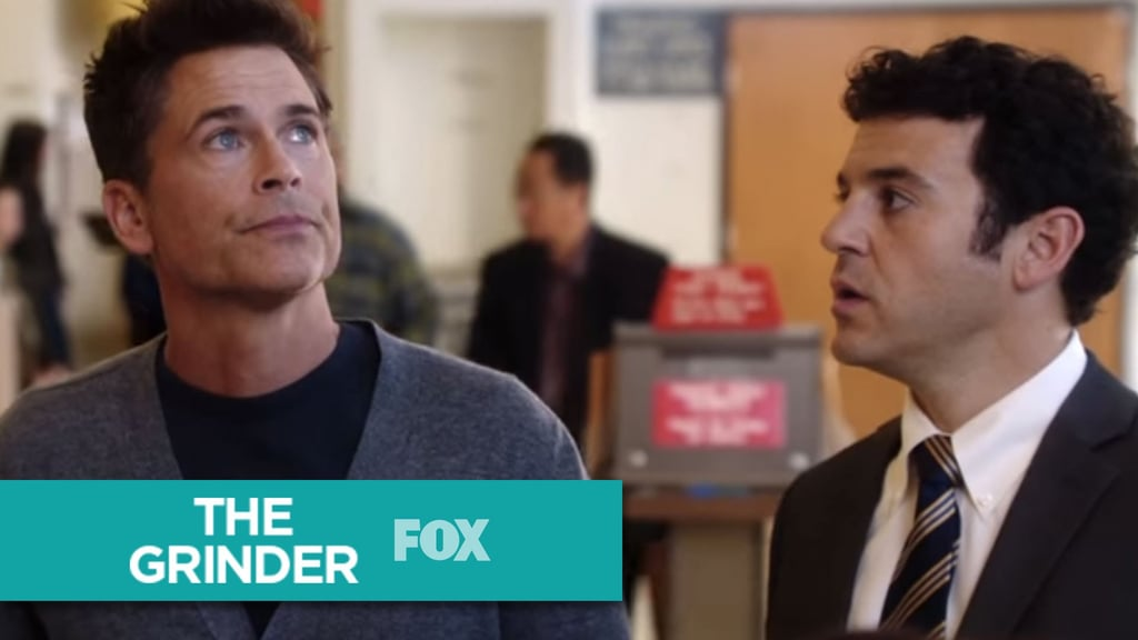Watch the trailer for The Grinder