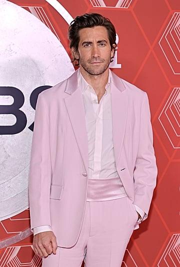 Jake Gyllenhaal Wore a Pink Tuxedo to the Tonys
