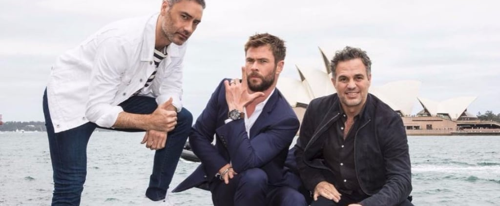 Chris Hemsworth Is Still the Aussie With the Most Liked Instagram Posts, But He Isn't the Most Followed