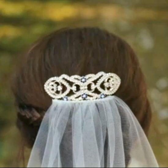 Twilight: Breaking Dawn Bella Swan Wedding Scene Hair