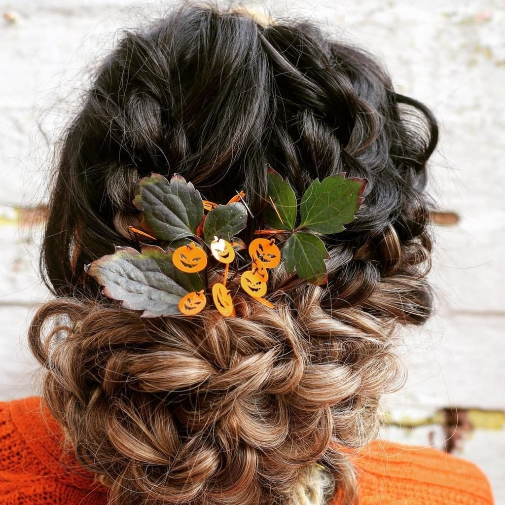 Halloween Hair For Minimalists
