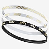 Nike Metallic Hairbands (3 Pack)