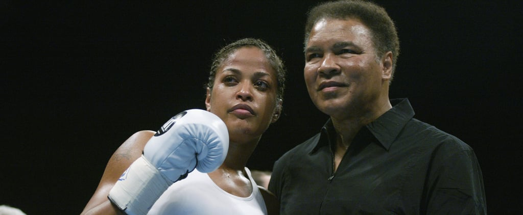 Laila Ali Quotes on the Importance of Women in Sports