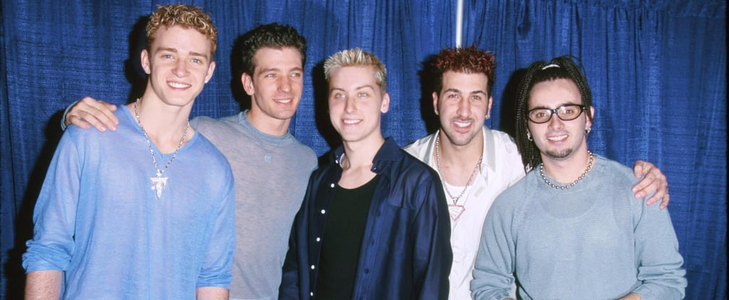A New Line of *NSYNC Merchandise Is Coming So Bye, Bye, Bye to Your Bank Account