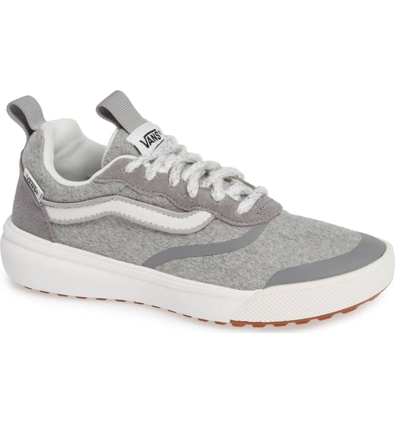 Vans UltraRange Rapidweld Wool Sneaker  142dbcdac