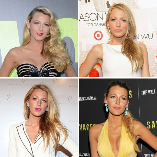 The Top 4 Hair Trends For Spring (As Seen On Blake Lively)