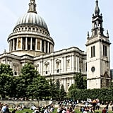 Feast on the beauty of St. Paul's Cathedral.