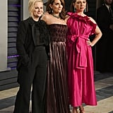 Pictured: Amy Poehler, Tina Fey, and Maya Rudolph