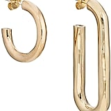 Pamela Love Women's Deconstruct Hoop Earrings