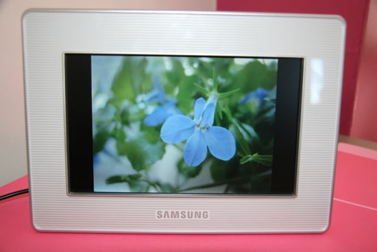 Samsung's Latest Digital Photo Frame