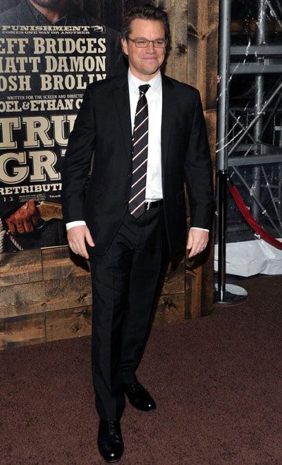 37. Matt Damon