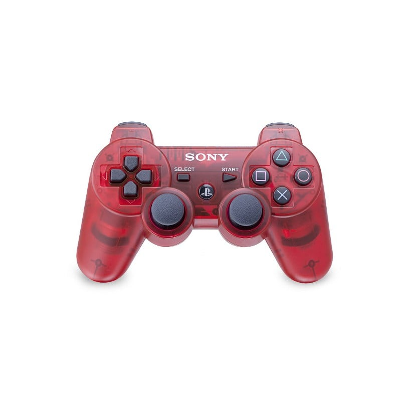 No doubt the gamer in your life will go gaga over this PlayStation 3 wireless controller ($55).