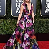 Molly Sims at the 2019 Golden Globes