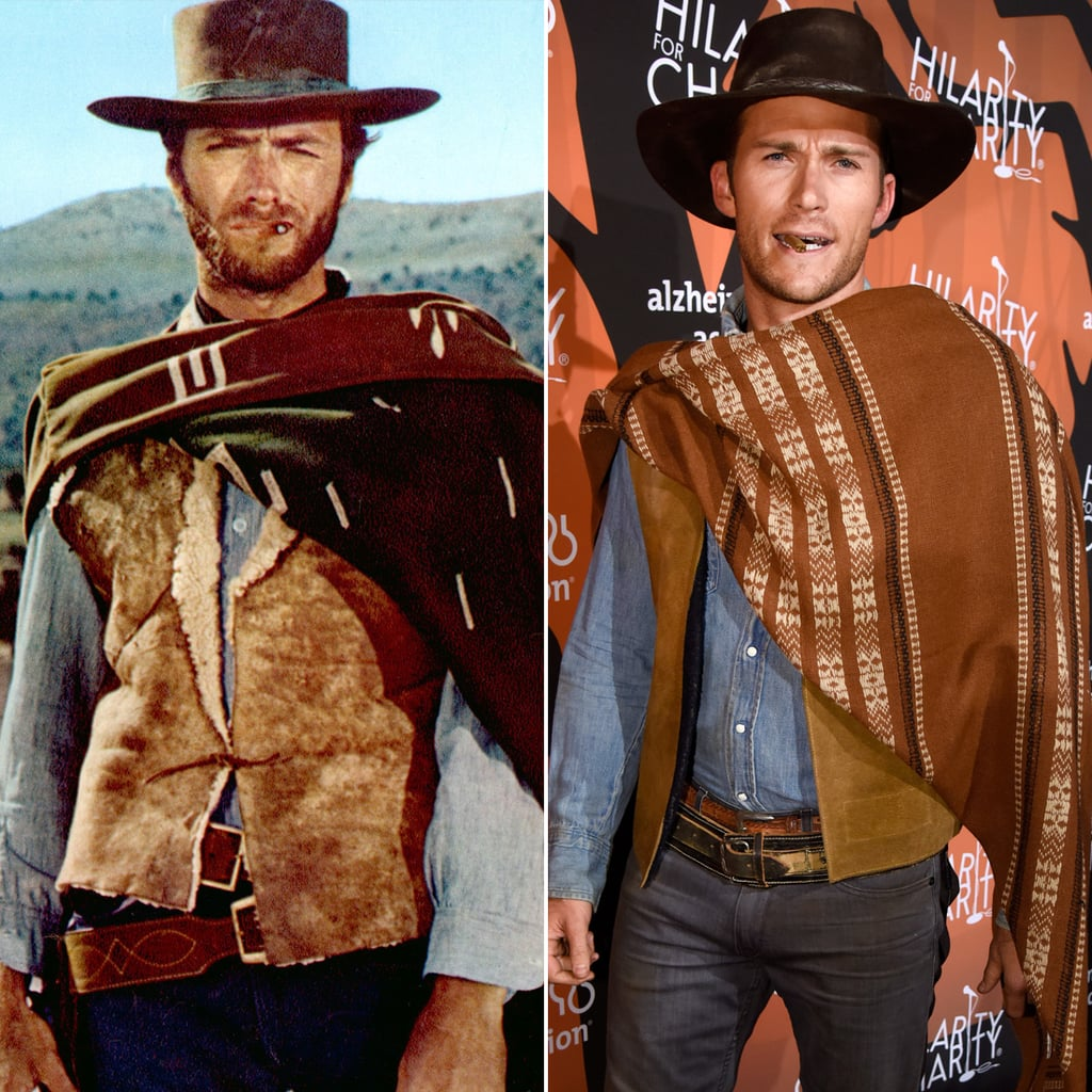 if you thought scott eastwood shared some similarities with his famous dad clint then