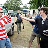 Ben Folds finding Waldo in 2012.