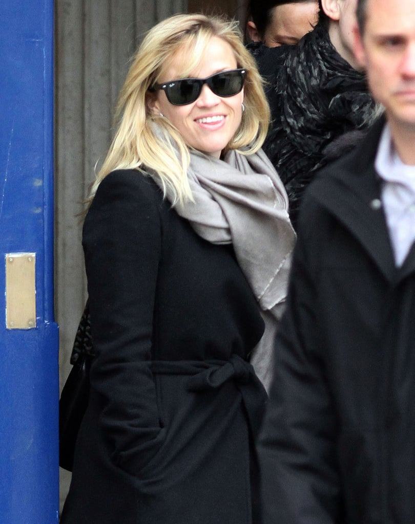 Reese Witherspoon Continues Her Search For the Perfect Wedding Dress
