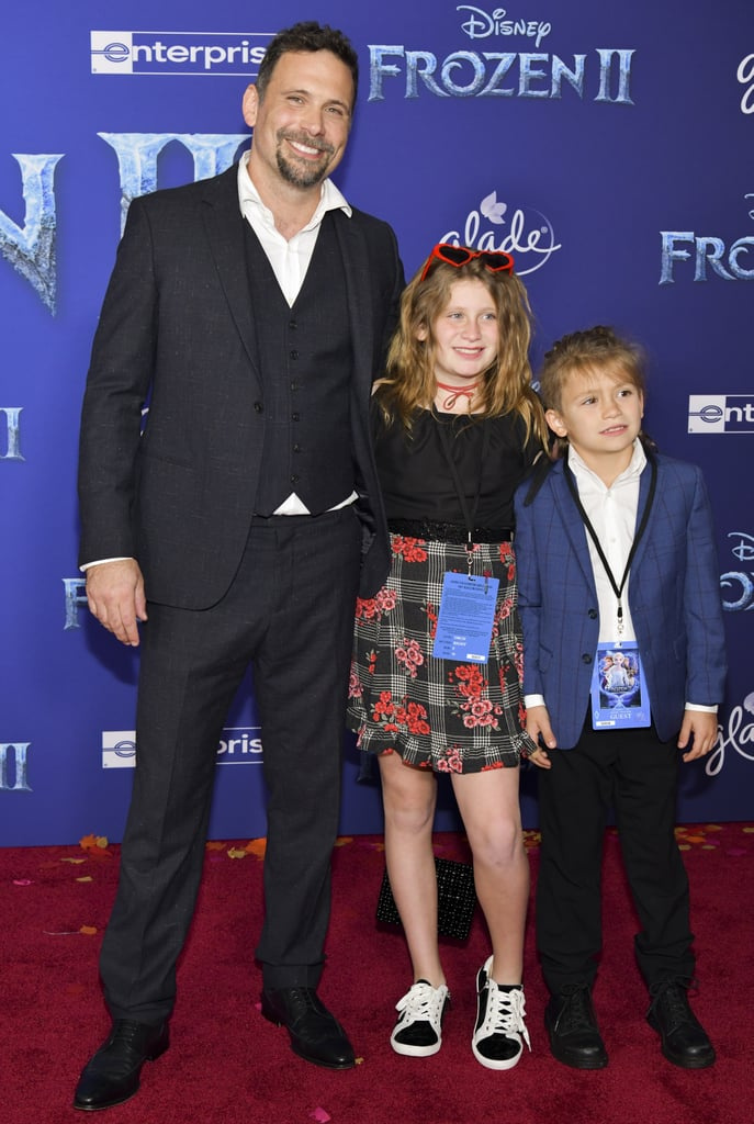 Jeremy Sisto at the Frozen 2 Premiere in Los Angeles
