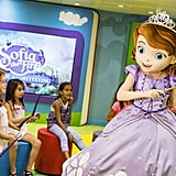 Beloved Disney Junior characters are ready for a memorable time at Club Disney portion of the Oceaneer Club where storytelling and interactive games await. Whether you're dancing with Princess Sofia or diagnosing and treating stuffed animals with Doc McStuffins, kiddos enjoy the unforgettable time with their favorite Disney Junior friends.