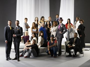Meet the Dashing Cast of Bravo's Launch My Line