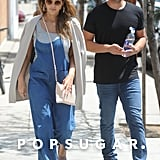 Jessica Alba Is Glowing During a Sunny Stroll With Cash Warren