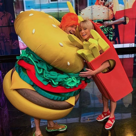 Kelly Ripa and Ryan Seacrest Halloween Costumes 2019