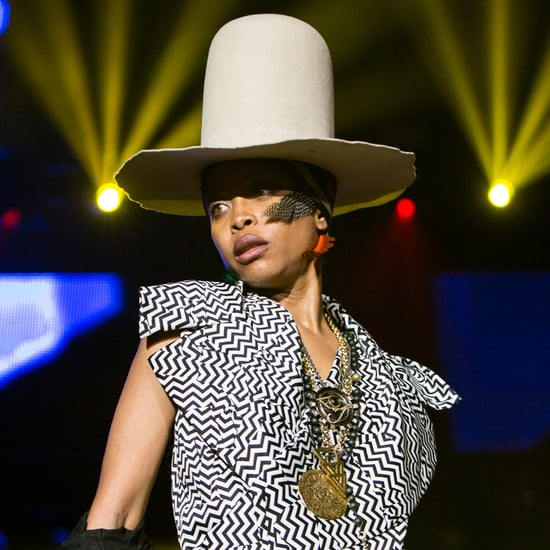 Erykah Badu Singing on the Streets of NYC | Video