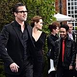 Cutest Jolie-Pitt Family Pictures