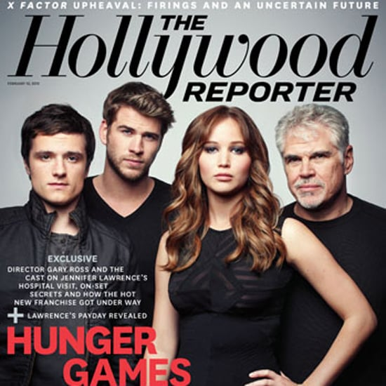 Hunger Games Cast Pictures on The Hollywood Reporter