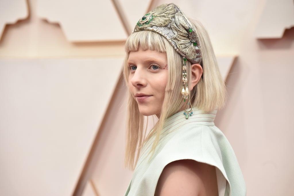 Meet Aurora, Who Sang With Idina Menzel at the 2020 Oscars
